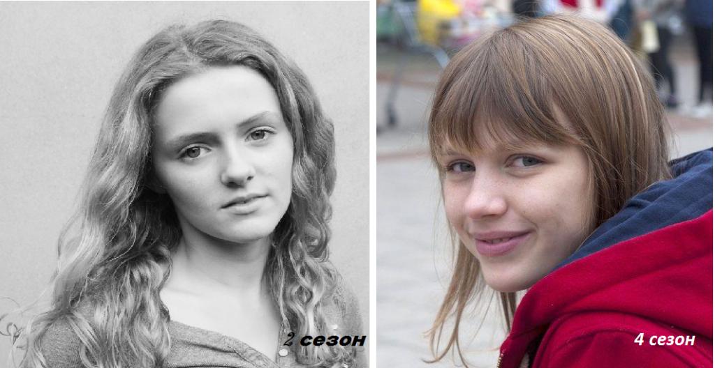 Новая актриса Мирцелла Баратеон