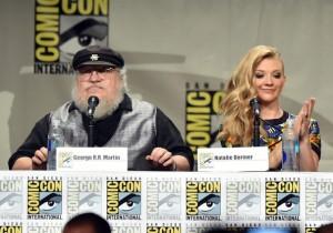 Джордж Р. Р. Мартин на Comic Con 2014