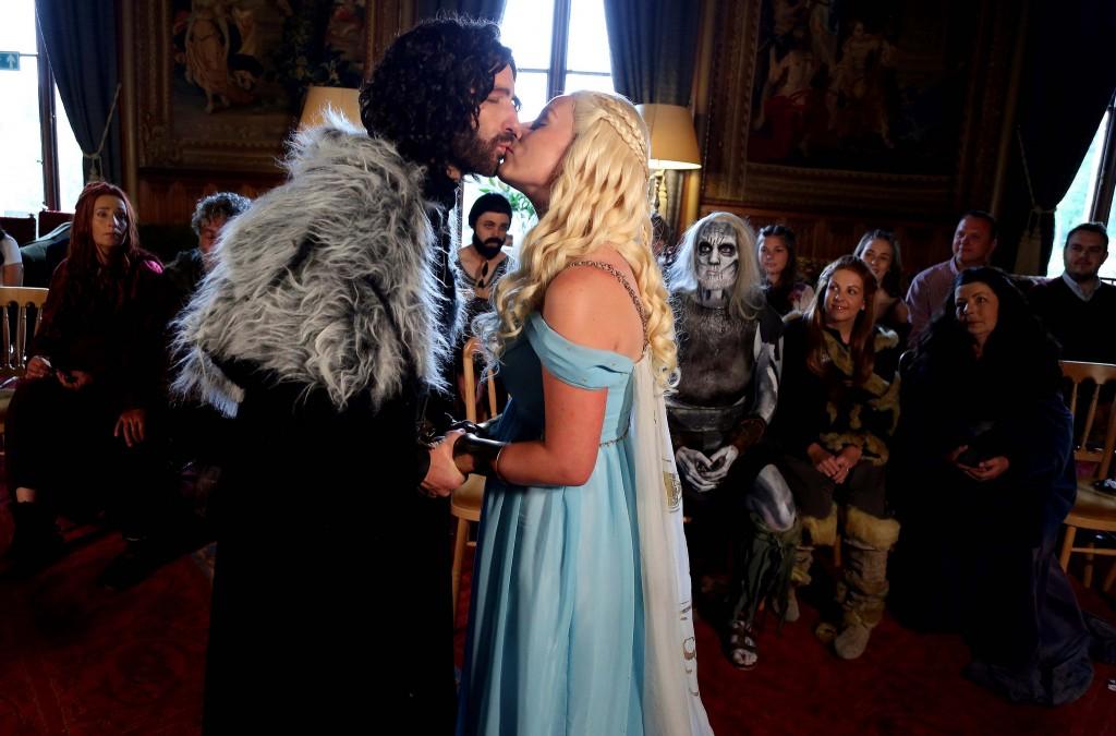 Свадьба престолы 2