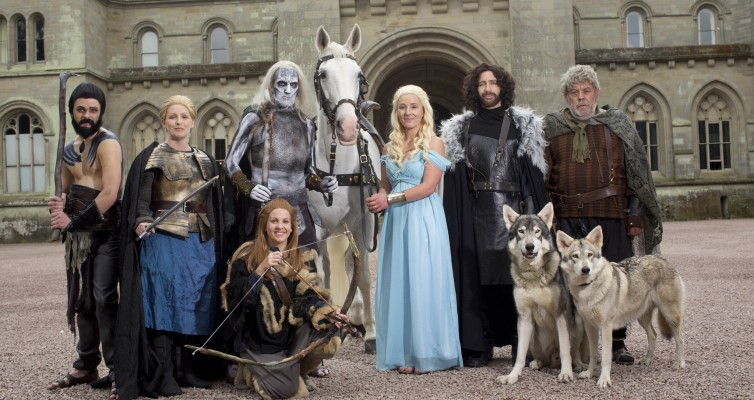 свадьба по игре престолов