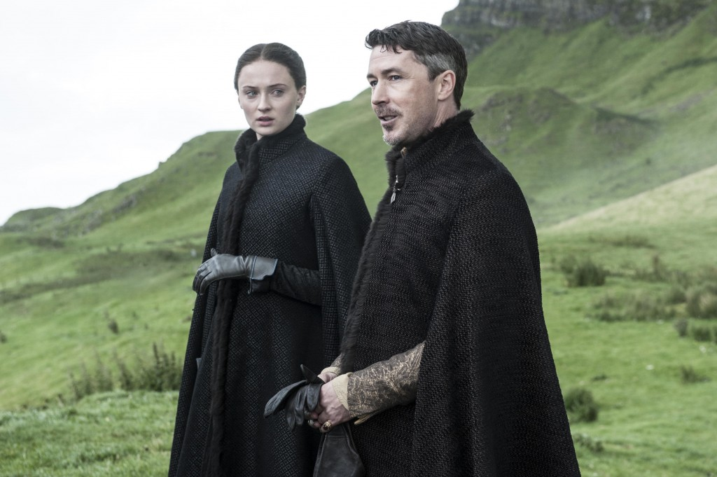 Sophie-Turner-as-Sansa-Stark-and-Aidan-Gillen-as-Littlefinger-_-photo-Helen-Sloan_HBO