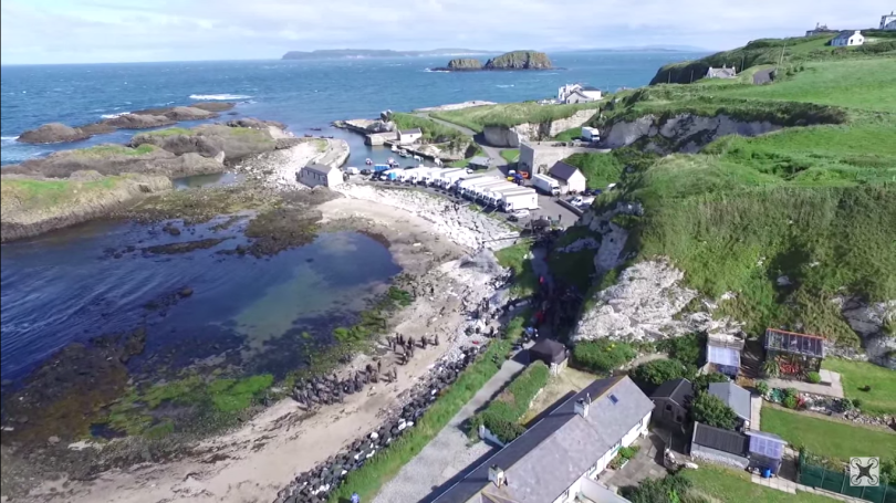 Ballingtoy-Harbor-aerial-footage-810x455