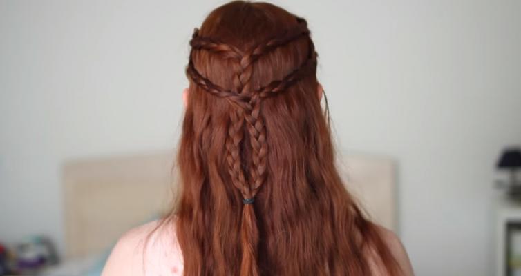 Косы, косы и еще раз косы— как сделать прическу из Игры Престолов?